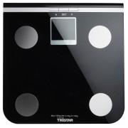 Pèse personne électronique analyse corporelle verre
