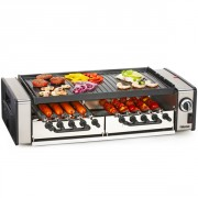 Grill plancha multifonction