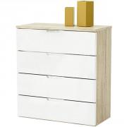 Rangement tiroirs blanc