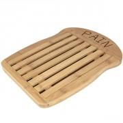 Planche à pain bois bambou