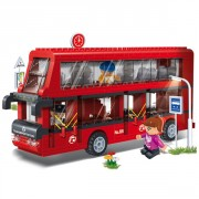 Blocs construction bus