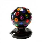 Boule disco rotative
