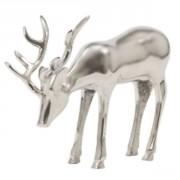 Cerf brouteur décoratif  29x25 cm