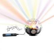Haut-parleur boule disco Bluetooth®