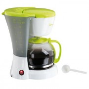 Cafetière électrique vert anis