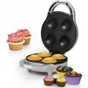 Machine à muffins argent