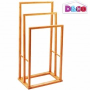 Porte serviette bambou 82 cm