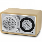 Radio rétro Horloge avec fonction alarme 5 Watt